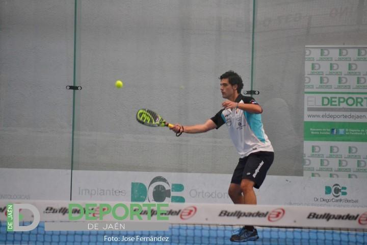 Nueva oportunidad para Antonio Luque en el Isla de La Palma Open