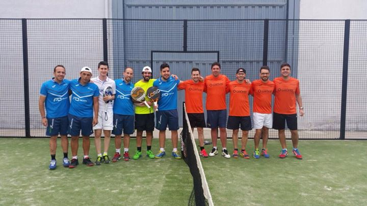 Aquagym, Ciudad de Andújar, PadelaKademia y Cazorla continúan imparables en la Liga de padel por Equipos