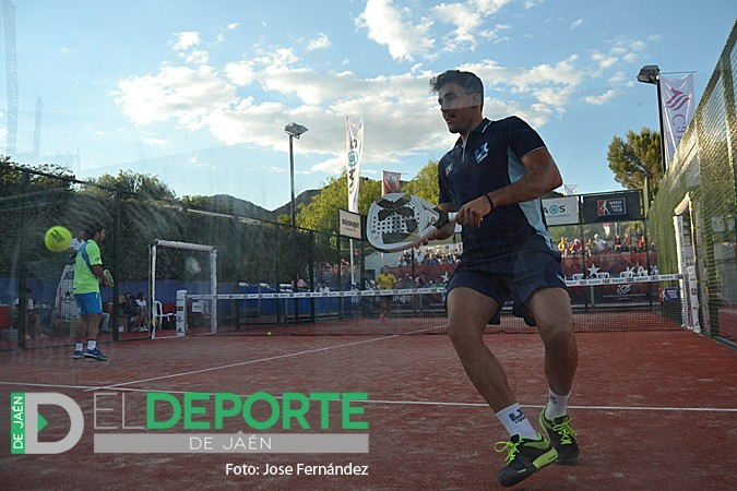 Ajustada derrota de Antonio Luque y Raúl Marcos en los cuartos de final del Challenger Córdoba