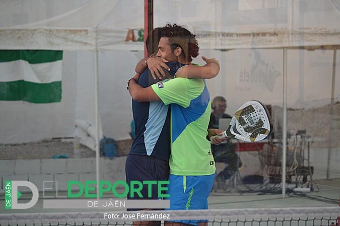 Luque/Marcos y Paz/Martínez, campeones del VII Memorial 'Francisco Tomás García Vázquez'