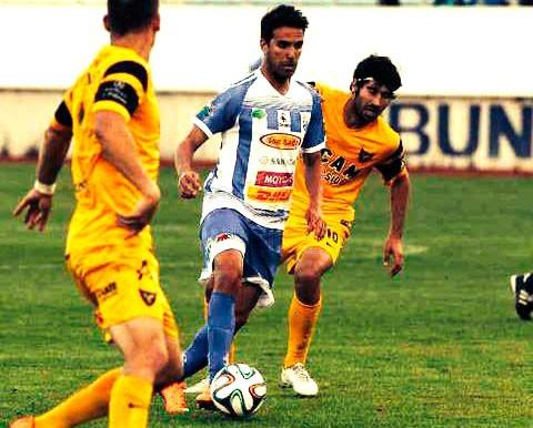 El Linares Deportivo ficha a Joselu