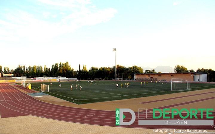 instalaciones deportivas úbeda campo de fútbol
