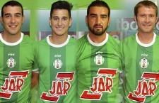 El Atlético Mancha Real apuesta por jugadores jiennenses para su nuevo proyecto. Foto: Atlético Mancha Real.