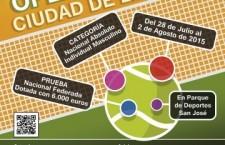 Linares acoge su XXX Open de Tenis