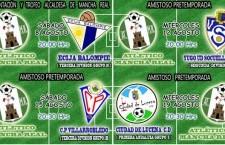 El Atlético Mancha Real diseña la pretemporada con cuatro amistosos