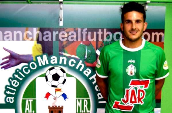 El Atlético Mancha Real ficha a Elady
