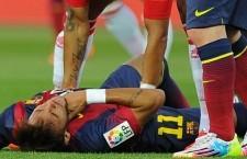 Las paperas de Neymar (consulta del doctor Toral)