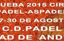 El Club Padel Ciudad de Andújar acoge el segundo Gran Slam de la temporada