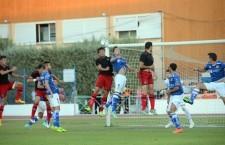 El Linares Deportivo empata frente al Recre