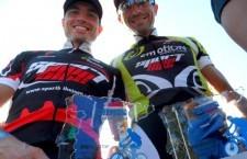 Beltrán y Carrasco competirán por alzarse con la Powerade Non Stop Madrid-Lisboa