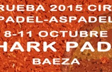 Cita con el padel provincial en el Club Shark Padel Baeza del 8 al 11 de octubre