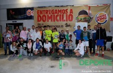 Entrega de premios del Trofeo Burger King Gran Slam Norándalu Padel