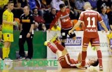 Un colosal ElPozo Murcia elimina al Jaén FS de la Copa del Rey (la crónica)