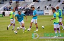El Real Jaén trabaja para la final de la Copa Presidente y el encuentro en Algeciras