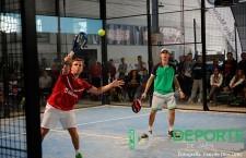 Galiano-Ferreyra y Martínez-Trigo, campeones del Gran Slam Norandalu Trofeo Burger King