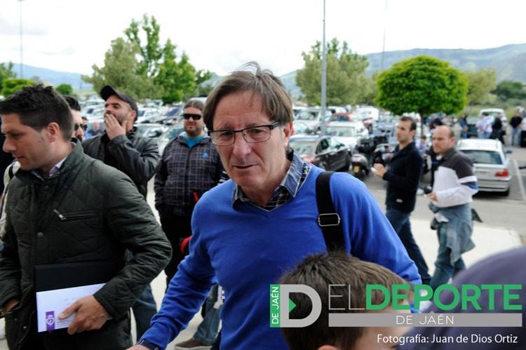 Anquela regresa al banquillo del Alcorcón