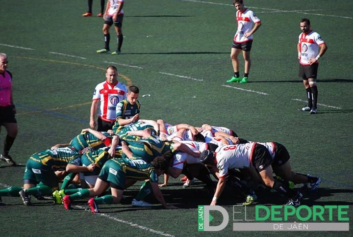 Trabajada victoria del Jaén Rugby frente al URA-CR Costa de Almería ...