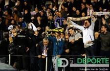 La afición en La Victoria (Real Jaén – Linares Deportivo)