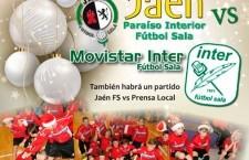 Los cadetes e infantiles del Jaén Paraíso Interior y Movistar Inter disputarán un Torneo de Navidad
