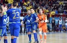 Goleada del Movistar Inter al Jaén Paraíso Interior para cerrar el año
