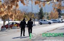 El Ayuntamiento de Jaén impulsa un dispositivo especial de seguridad y tráfico para el derbi provincial