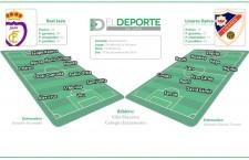 Cita ilusionante en el fútbol provincial: vuelve un Real Jaén – Linares Deportivo (la previa)