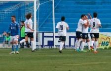 El Linares Deportivo cae goleado frente al UCAM Murcia