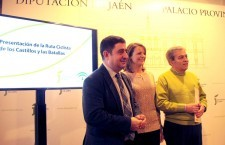El Club Ciclista de Arjonilla promueve la Ruta de los Castillos y las Batallas de Jaén