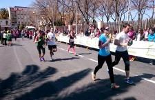 Miguel Ángel Ruiz y Lola Chiclana triunfan en la San José de Mancha Real