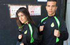 Marta López y Ángel Villén competirán en el II Torneo Jóvenes Valores 2016 de boxeo