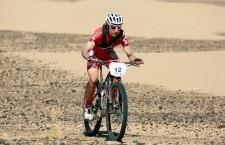 Carrasco arriesga sin éxito en la penúltima etapa de la Titan Desert