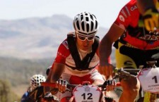 José Luis Carrasco se sitúa líder de la Titan Desert en la segunda jornada