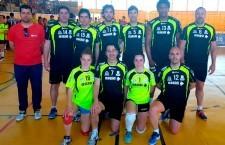 El CD Otíñar cayó en cuartos en el Torneo Andrés Fuentes de Marbella