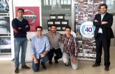 El EPS UJA-Team participará en octubre en el Motorland de Aragón
