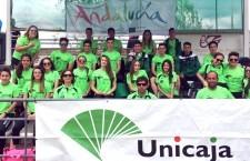 El Unicaja Atletismo, subcampeón del Andaluz júnior de aire libre