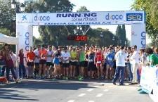 La primera prueba del circuito 'Obra Social La Caixa Running Series' se celebrará en Jaén