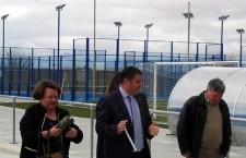 Villardompardo mejora sus instalaciones deportivas con el impulso de la Diputación