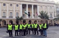 Una docena de moteros intentará dar una vuelta a Andalucía en 24 horas