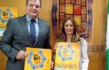 Jaén vivirá un nuevo 'Día de la bici' el próximo 5 de junio