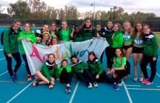 El equipo femenino del Unicaja vence en la final B del Nacional de clubes júnior