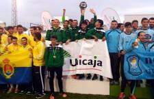 El Unicaja Atletismo masculino, campeón en el Andaluz de clubes