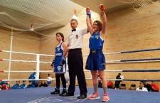 Marta López vence en el II Torneo Jóvenes Valores de boxeo en categoría júnior