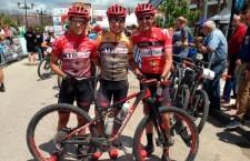 José Luis Carrasco, campeón de la Vuelta a Andalucía MTB