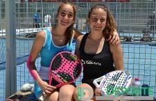 Fernández-Porras e Iglesias-Martínez se llevan el Gran Slam 'La Tortuga Azul-González Automoción'