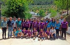 El Trillo de Hornos de Segura logra catorce medallas en el CADEBA de bolo andaluz por parejas