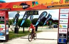 Carrasco vence en la primera etapa de La Vuelta a Burgos BTT