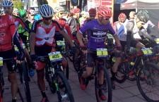 Carrasco baja al tercer puesto en la general de La Vuelta a Burgos BTT