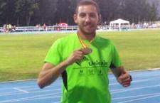 El Unicaja Atletismo consigue dos platas y un bronce en el Campeonato de España Promesa