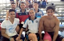 La nadadora del CN Santo Reino, Marina Ruiz, bronce en el Andaluz Absoluto
