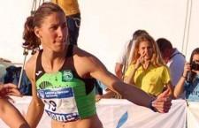 Natalia Romero, del Unicaja Atletismo, logra el bronce nacional en 800 metros